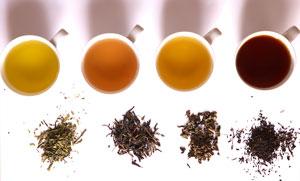 Les catégories de thé